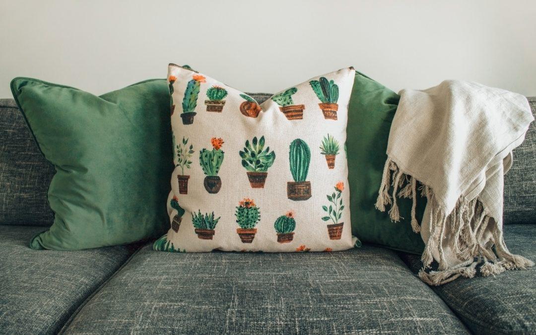 Lad din indretning afspejle dit forbrug med en minimalistisk stue