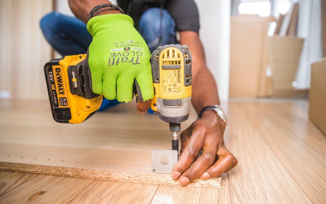 Sådan bliver du en bæredygtig byggemand