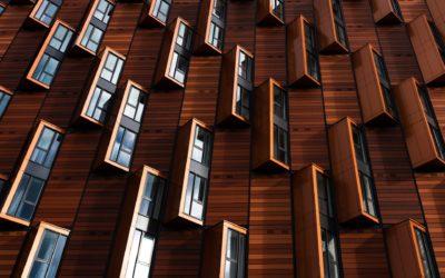 Få pudset dine vinduer i dit miljørigtige byggeri