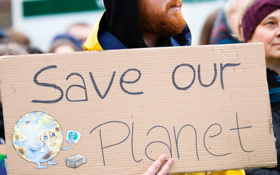 Gør en forskel for miljøet – spred budskabet