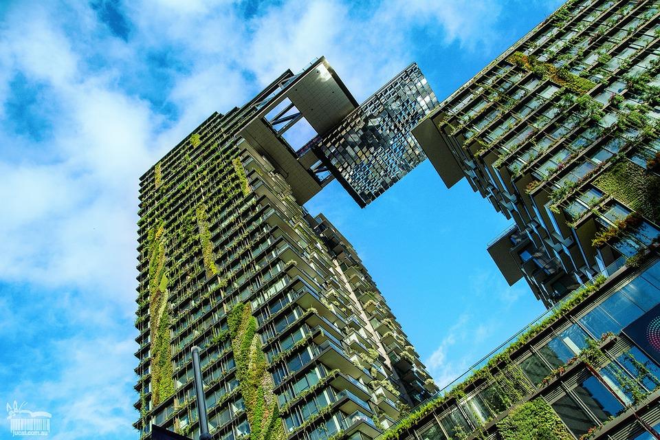 grønt byggeri