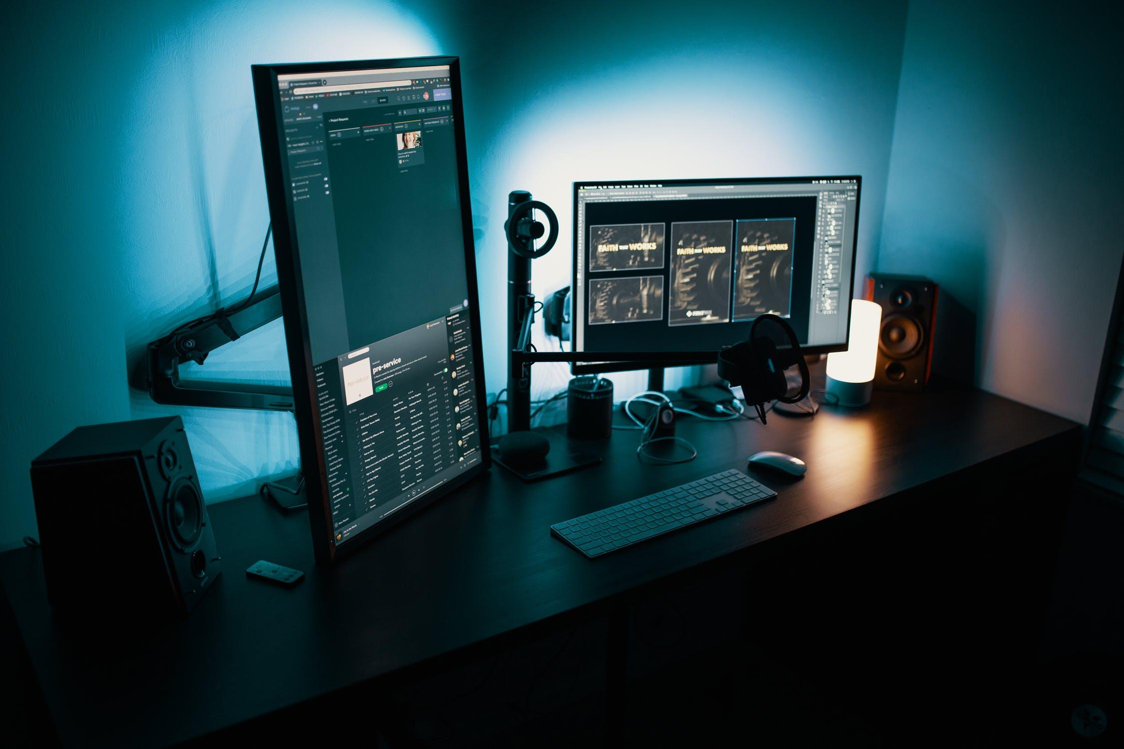 Computer med stort strømforbrug