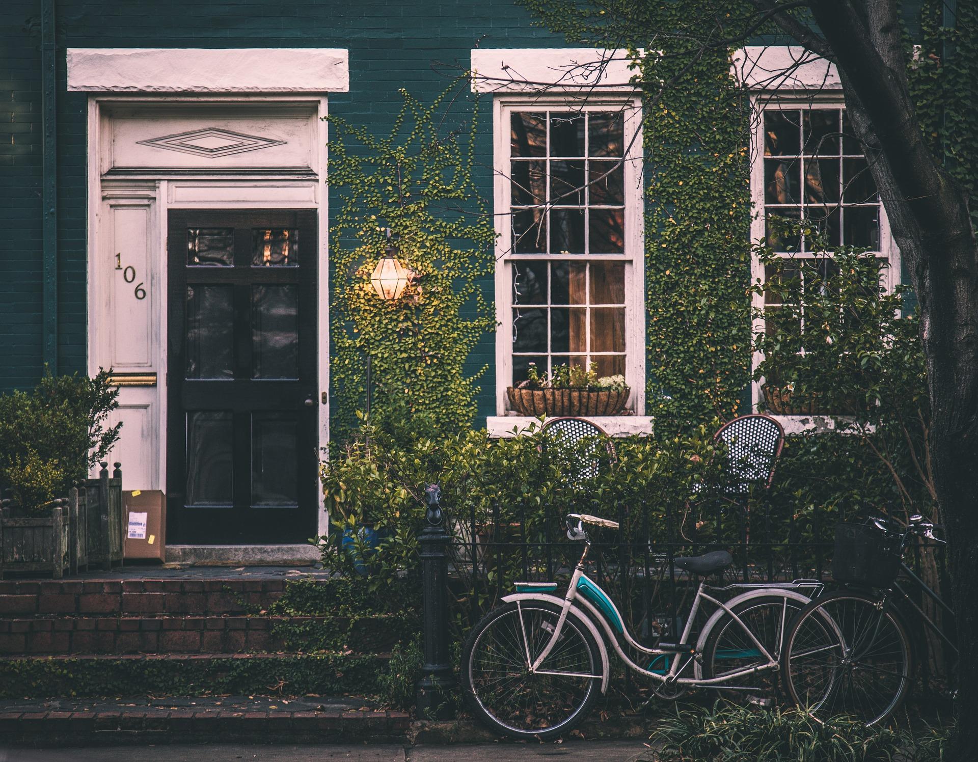 Grønt byhus