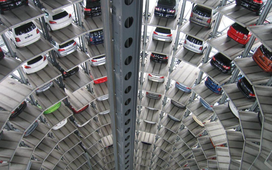 Parkering for det stigende antal af klimavenlige biler