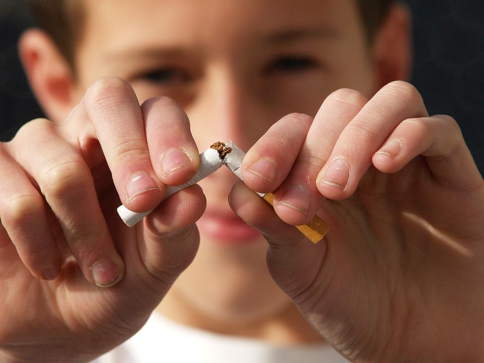 Stop med rygning